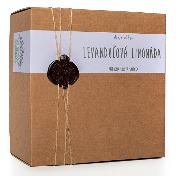 levandulova limonada 400g krabicka