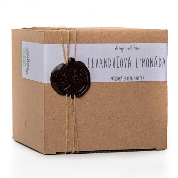levandulova limonada sviecka 180g krabicka3